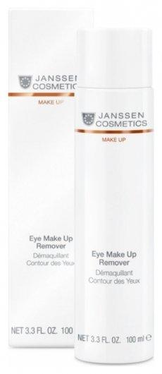 Лосьон для удаления макияжа с глаз Eye Make Up Remover  Janssen Cosmetics