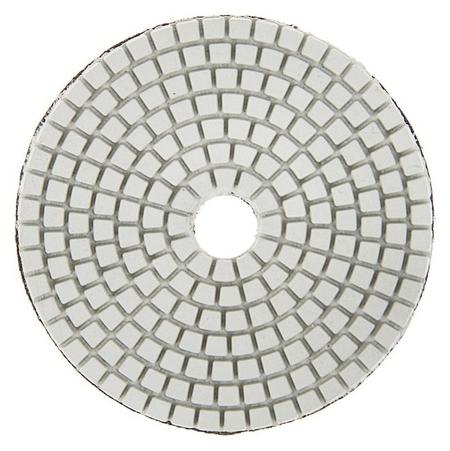 Алмазный гибкий шлифовальный круг Tundra, для мокрой шлифовки, 100 мм, № 3000  Tundra