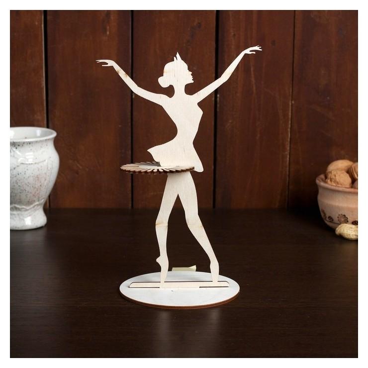 Салфетница «Балерина», 24,5×16×0,3 см  NNB