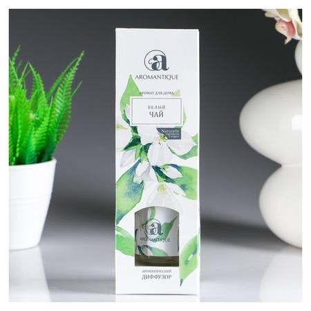 Диффузор ароматический с палочками Белый чай  Aromantique