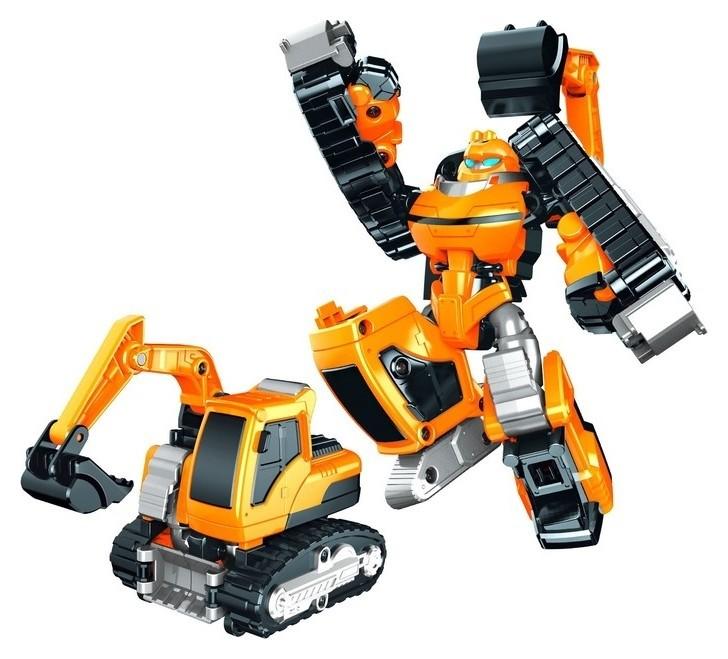 Робот Технобот, трансформируется, в пакете NNB