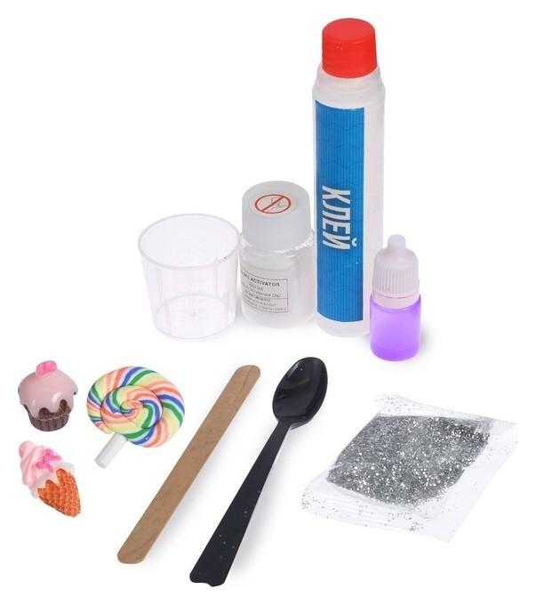 Опыты для детей «Сладкий лизун» в пакете NNB