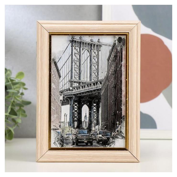 Ключница Нью-йорк 1 15х21 см NNB