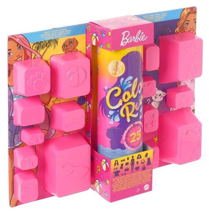 Кукла барби «На пляже и на вечеринке», сюрприз Mattel