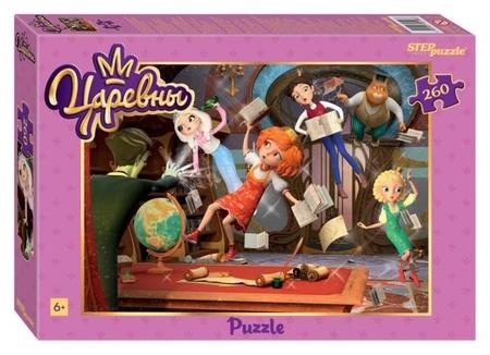 Пазл 260 элементов «Царевны»  Step puzzle
