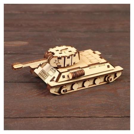 Конструктор «Танк т-34»  Polly