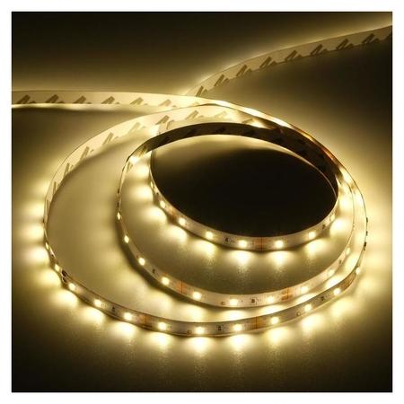 Светодиодная лента на катушке Ecola LED Strip Pro, 8 мм, 12 В, 2800 К, 8 вт/м, Ip20, 5 м  Ecola