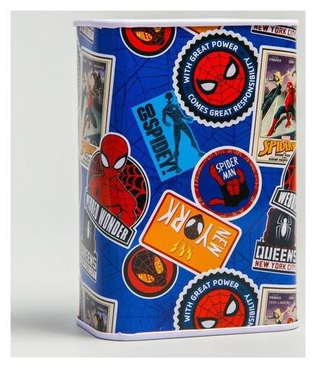"""Копилка """"Spider-man"""", человек-паук  Marvel"""