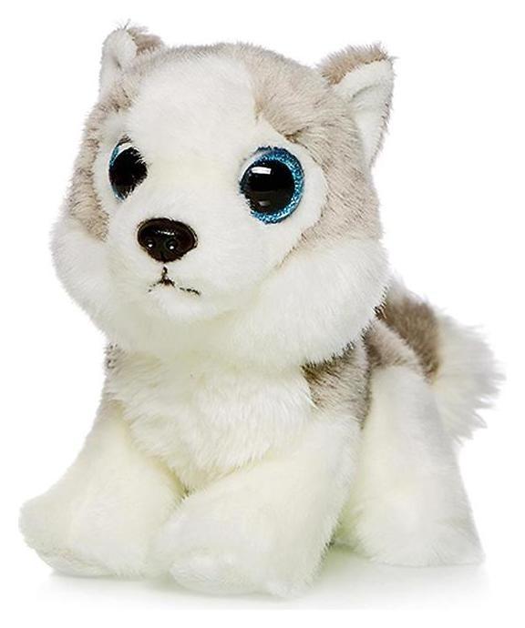Мягкая игрушка «Хаски», 18 см  Maxitoys
