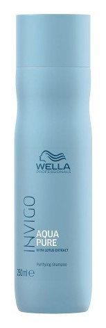 "Очищающий шампунь ""Aqua Pure""  Wella Professional"