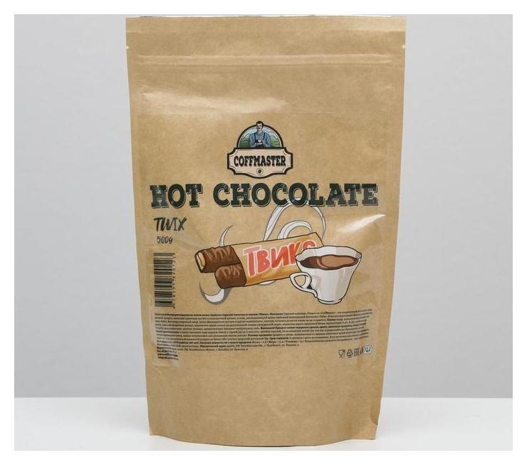 Смесь сухая быстрорастворимая для напитка горячий шоколад Твикс 500 г SportLine Nutrition