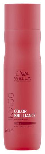 """Шампунь для защиты цвета окрашенных жестких волос """"Color Brilliance""""  Wella Professional"""