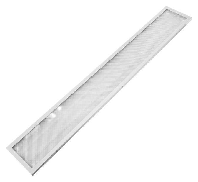 Панель светодиодная IN Home Lpu-01-призма, 36 Вт, 3100 Лм, 4000k, Ip40, 230 В, 180х1195х19мм INhome