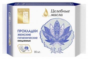Прокладки гигиенические ежедневные (1 капля)