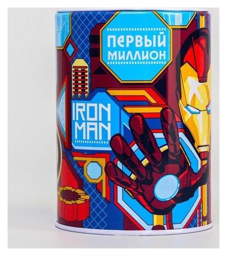 """Копилка """"Первый миллион"""", мстители  Marvel"""