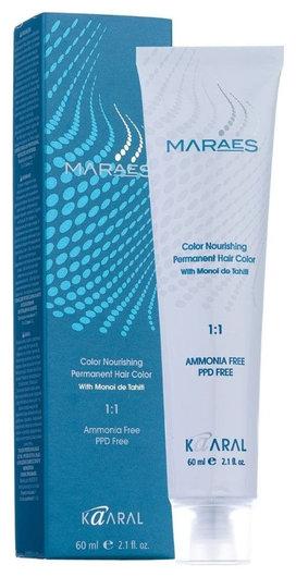 Перманентный краситель для волос Maraes  Kaaral