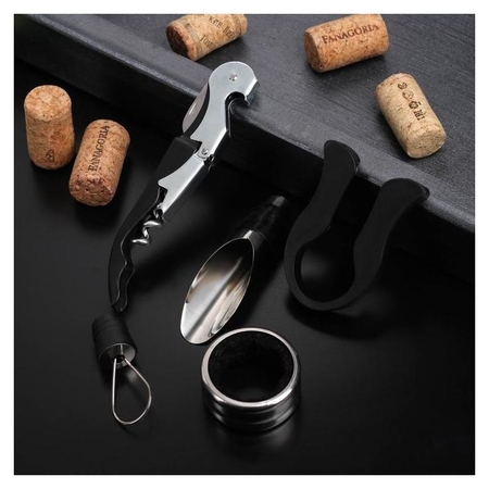 Набор для вина «Эстет», 5 предметов  NNB