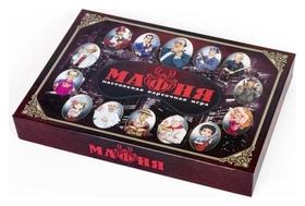 Настольная игра «Мафия» с масками  Десятое королевство