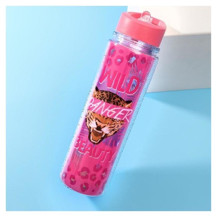 "Бутылка для воды ""Дикая"", 550 мл  Командор"