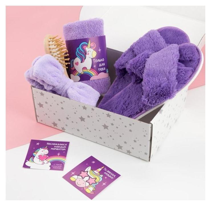 Набор подарочный Для самой уникальной  Этель