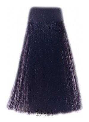 Краска для волос Kaaral, Краситель для волос Soft Baco , Италия, Тон 4.10 Пепельный каштан  - Купить