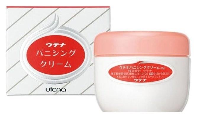 Крем для лица увлажняющий для всех типов кожи Utena