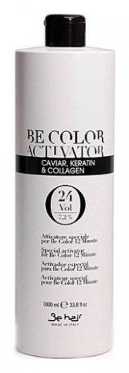 Активатор специальный для краски Special Activator 24 vol 7,2%  Be Hair