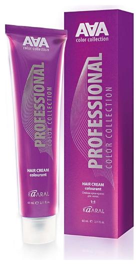 Перманентный краситель Hair Cream Colorant  Kaaral