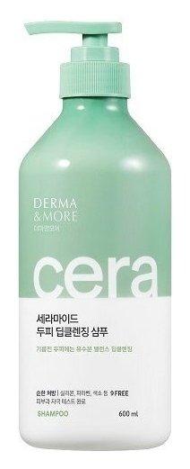 Шампунь для жирной кожи головы Глубокое очищение  Aekyung