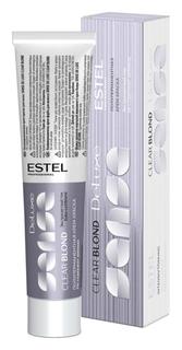 Крем-краска для волос полуперманентная De Luxe Sense Clear Blond  Estel Professional