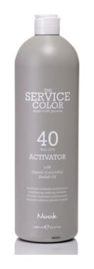 Активатор для окрашивания волос 40 Vol 12% Nook Service Сolor