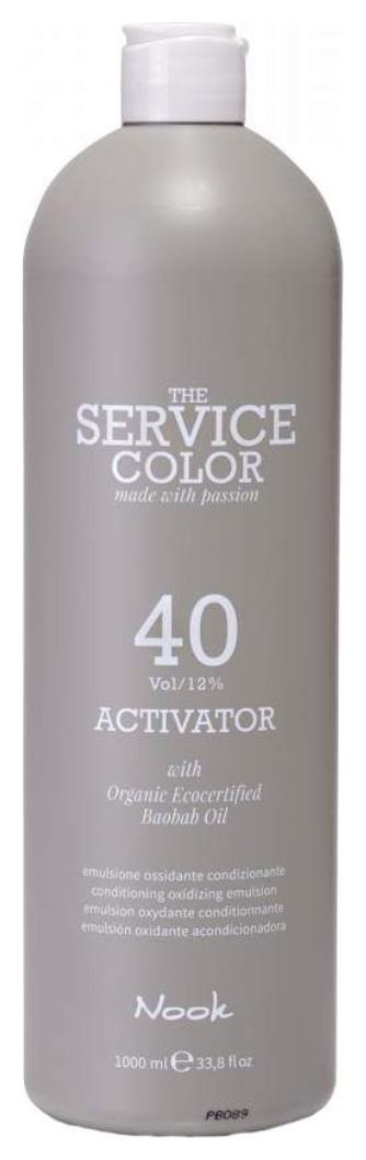 Активатор для окрашивания волос 40 Vol 12% 1000 мл