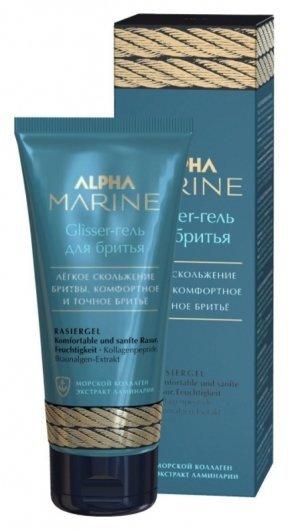 Гель для бритья Glisser Alpha Marine  Estel Professional