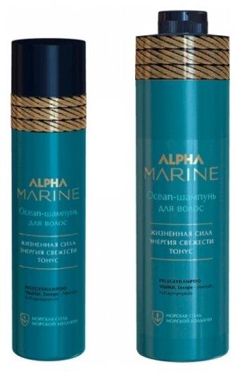 Шампунь для ухода за волосами Ocean Alpha Marine  Estel Professional