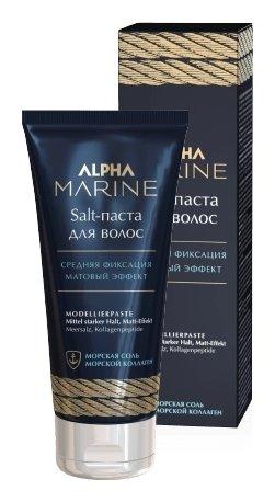 Паста для волос с матовым эффектом Salt Alpha Marine  Estel Professional