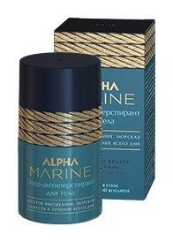 Антиперспирант для тела Deep Alpha Marine  Estel Professional