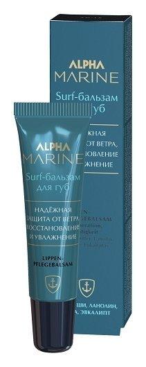 Бальзам для губ Surf Alpha Marine  Estel Professional