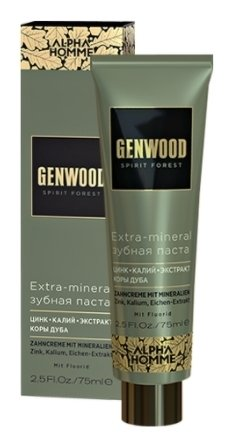 Зубная паста Extra-mineral Genwood  Estel Professional