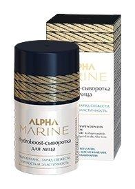 Сыворотка для лица Hydroboost Alpha Marine  Estel Professional