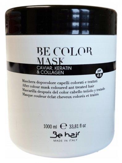 Маска-фиксатор цвета для окрашенных волос After Colour Mask  Be Hair