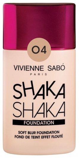 Тональный крем с натуральным блюр-эффектом Shaka Shaka Vivienne Sabo