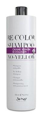 Шампунь для нейтрализации желтизны No Yellow Shampoo  Be Hair
