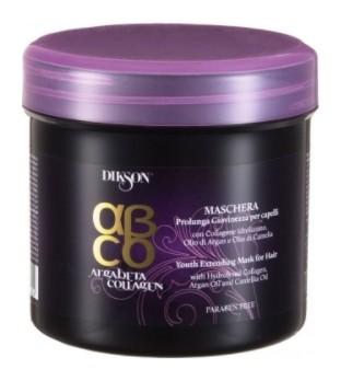 Маска для всех типов волос Продление молодости Argabeta Collagene Hair Mask   Dikson