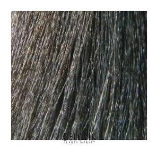 Купить Краска для волос Kaaral, Краситель для волос с гидролизатами шелка Permament Haircolor with Hydrolized Silk , Италия, Тон 4.01 натурально-пепельный каштан, 100 мл