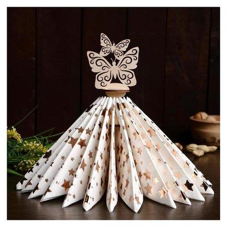 Салфетница «Бабочки», 22×12×0,3 см  NNB
