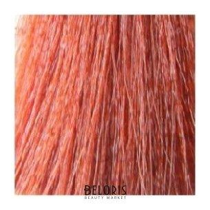 Купить Краска для волос Kaaral, Краситель для волос с гидролизатами шелка Permament Haircolor with Hydrolized Silk , Италия, Тон 7.44 блондин медный насыщенный, 100 мл