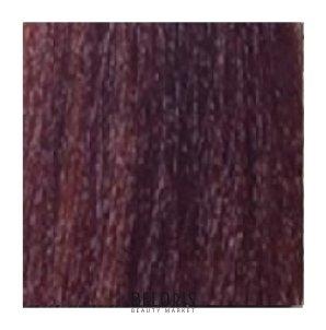 Купить Краска для волос Kaaral, Краситель для волос с гидролизатами шелка Permament Haircolor with Hydrolized Silk , Италия, Тон 7.85 махагоновый коричневый блондин, 100 мл