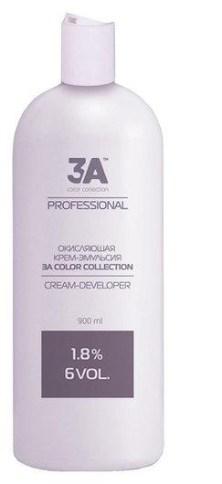"""Окисляющая крем-эмульсия """"Cream-Developer""""  3А Color collection"""