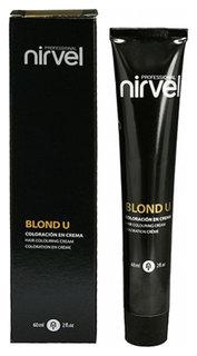 """Крем для окрашенных волос """"Blond U""""  Nirvel"""