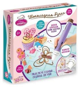 Игровой набор «Шеф-кондитер» шоколадная 3D ручка  1 Toy